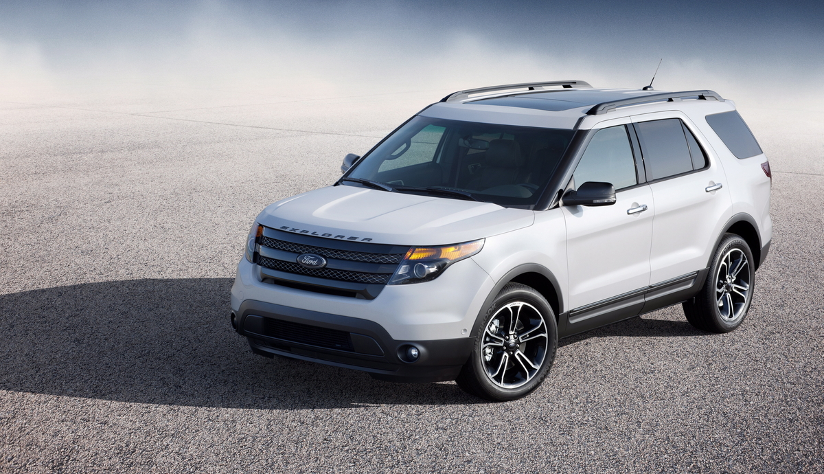 First Drive – 2013 Ford Explorer Sport, Best Body Brains and Brawn