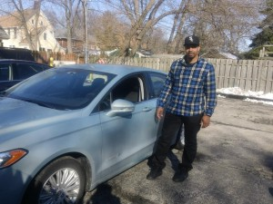 2013 Ford Fusion w Jamar Lee