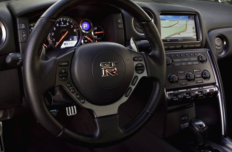 2014 Nissan GTR Interior | UnRated Flair