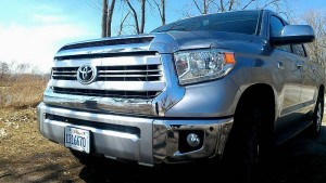 2014 Toyota Tundra 1794 grille