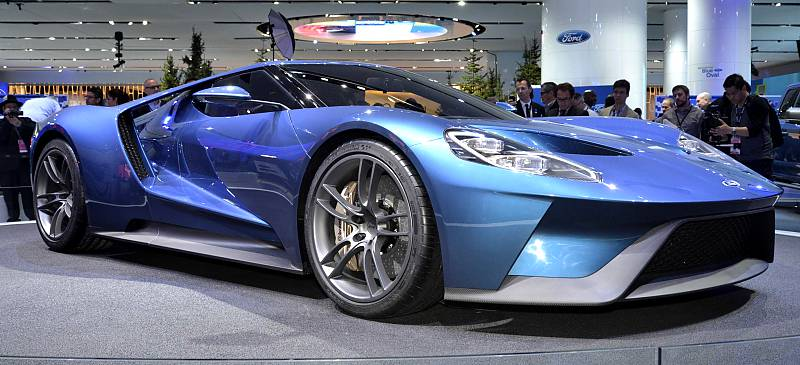 Video: First Look – Ford GT Steals the Show