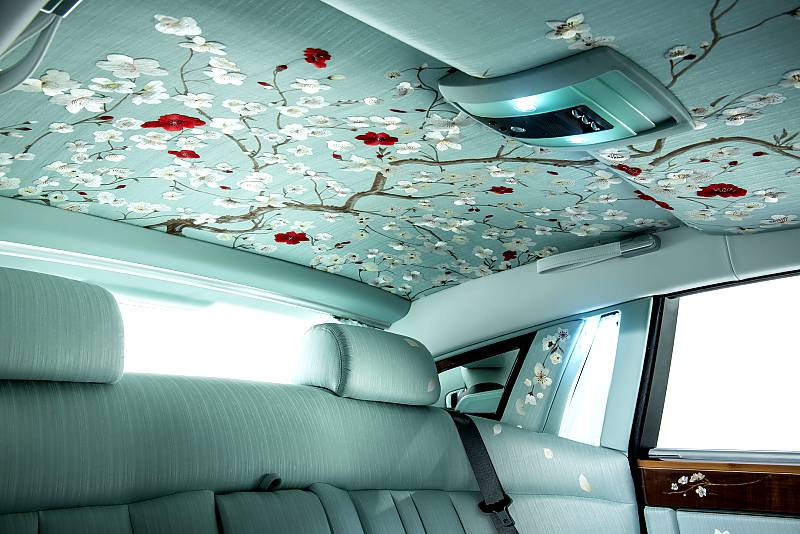 Serenity Phantom Interior