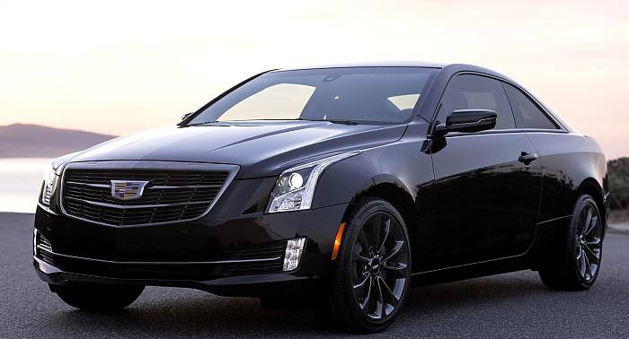 Dope Mods- Cadillac's Black Chrome ATS and CTS | UnRated