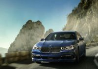 2017 BMW Alpina B7 xDrive marries Fresh Style, Precision and all-out Aggression