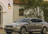 2016 – 2017 Kia K900 Expands Affordable Superior Luxury