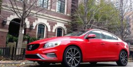 First Drive – 2017 Volvo S60 T5 AWD Dynamic