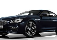 2018 BMW 6 Series Offers High Performance M Package
