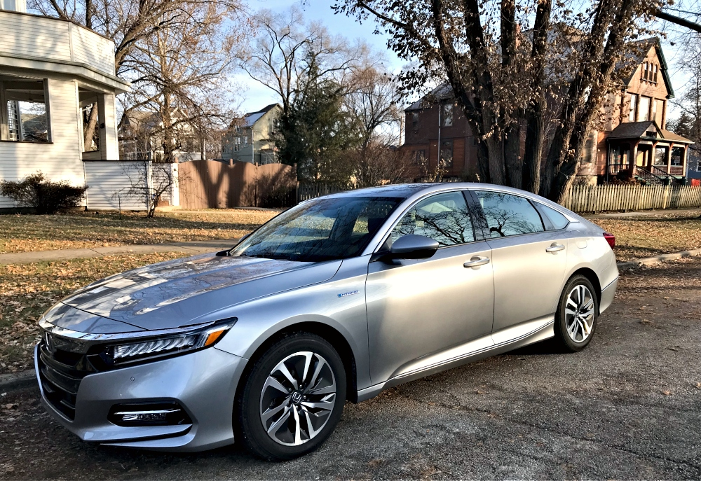 2018/19 Honda Accord Hybrid