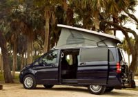 Mercedes-Benz Weekender Versatile Pop-Up Camper Ready for Adventure, Travel, or Work